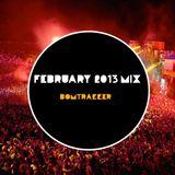 February 2013 Mix