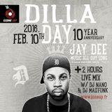 Jay Dee Tribute, Live  Mix / Part 2 / Dj Nano