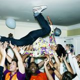 London house party