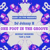KFMP: One foot in the groove radio show with Johnny H 15/04/19