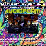 AUDIOFORM Exclusive guest mix Psy Trance Experience presented by Mazord