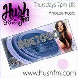 RBE2000 Live Hush Fm 10 November 2016