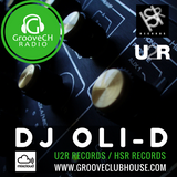 DJ OLI-D Live @ GrooveCH Radio Studio - Saturday 11.03.2017