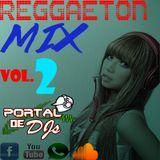 Reggaeton mix vol.2 (d[-_-]b)DjYunior