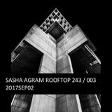 Sasha Agram - Rooftop 243 - 2017Sep02