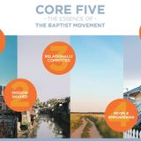 Core 5 Values: 1.Christ Centred