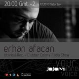 Erhan Afacan @ Jojomi Radio