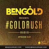Ben Gold – #GoldrushRadio 048 (2015-05-08)