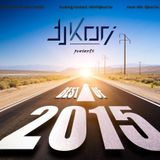 Best of 2015 mixed by Kori