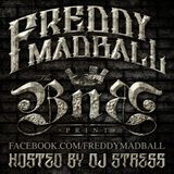 "Freddy Madball ""The Black n Blueprint"" Mixtape - Hosted by STRESS™"
