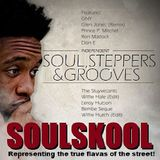 INDEPENDENT SOUL 'STEPPERS' & GROOVES. Feats: GNY, Glen Jones, Ron Matlock, Don-E, The Stuyvesants..