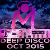 DJ Musky Deep Disco Oct 2015
