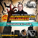 Dj Ovalles - SuperMezclas Halloween 2018 (Tech House 01) [ SuperMezclas.com ]