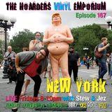 The Hoarders' Vinyl Emporium 167 - 'New York'