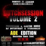 Dutchsession Volume 2 ADE Edition (Amsterdam Dance Event)  Mixed by Dutchtreat & StereoDelic