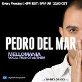 Pedro Del Mar  -  Mellomania Vocal Trance Anthems 304  - 10-Mar-2014