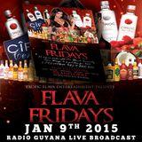 FLAVA FRIDAYS Jan 9th 2015 Tropic Flava | DJ S-One