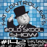 #OldSkool Show #142 with DJ Fat Controller 21st February 2017