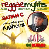 Interview with Alpheus on Reggaemylitis Show, Vibes FM, 19th November 2014