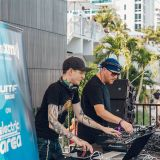 Deadmau5 B2B Eric Prydz - Live @ Miami Music Lounge 2016 (Free Download)