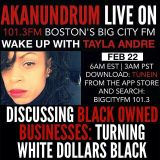 The Need for Diversification in Black Owned Businesses with Akanundrum