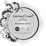 Intune & Becool The DJ Show 2012 Episode 16 with Montana Cruz (Greece)