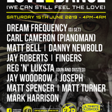 Carl Pianoman Cameron LIVE STUDIO DJ SET from Love 2 Dance