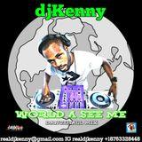 DJ KENNY WORLD A SEE ME DANCEHALL MIX JAN 2K18