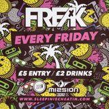 The 2017 Freak Friday Mix
