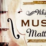 Principles for Godly Music - Audio
