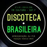 Discoteca Brasileira - 31/08/2015