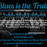 Blues is the Truth 361 Best of 2016