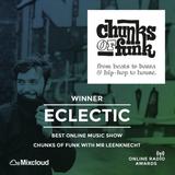 Chunks of Funk vol. 49: Steve Spacek, Krewcial, Souleance, Homeboy Sandman, Gensu Dean, The Reflex,…