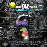 DJ R-Hawk Jungle Saturday Session Only Old Skool Radio 2nd Nov 2019