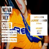 "Laurent Garnier at ""Nova Mix Club"" @ Le Sucre (Lyon - France) - 21 December 2018"