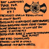 Bat Loveman's Punk for Nothing ep 1