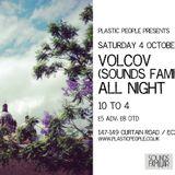 Volcov live @ Plastic People [2014]