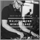 Walking Down Memory Lane 007 | Guest Mix by KRYPTONE