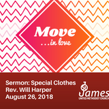 Move...in Love: Special Clothes - Audio