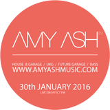 Amy Ash live on EffectFM 300117 // Hiphop / Trap / Grime / UKG / Garage / UK Funky