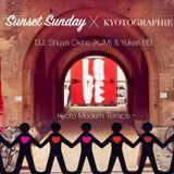 Sunset Sunday x Kyotographie 「LOVE」6 hours set by Shuya Okino & Yukari BB