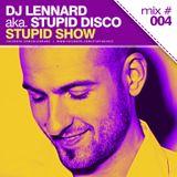 Dj Lennard aka. Stupid Disco - Stupid Show 004 (2012 week 43)