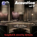 ACOUSTICA VOL.17  ( By Dj Kosta )