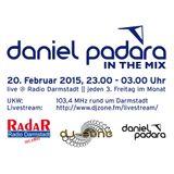 Daniel Padara @ DJ-Zone   20.02.1015