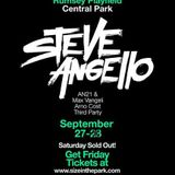 Arno Cost - Live @ Size In The Park New York (USA) 2013.09.27.
