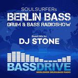 Berlin Bass 062 - Guest Mix by DJ STONE