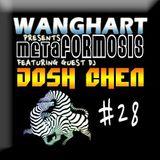 WANGHART METAFORMOSIS WORLD WIDE DANCE MUSIC RADIO SHOW #28 with special guest DJ Josh Chen