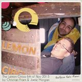 Beatfusion - The Lemon Circus Radio Minimix (6th of Nov 2013)