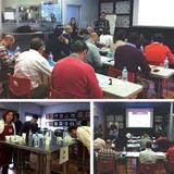Luz Stella Artajo Medina, Instructora Q Grader del Coffee Quality Institute de California (EUA)