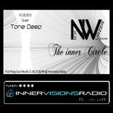 Tone Deep @ The Inner Circle On Innervision Radio  01 02 2013